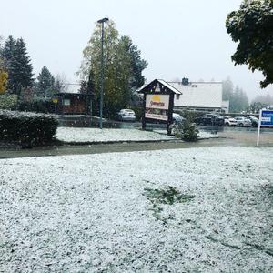 Wintereinbruch in Buchenberg im Allgäu