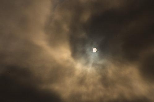 abstract, drama, sun, clouds, olympic, Washington, olympic national park