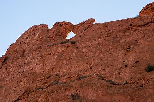 colorado, Colorado Springs, garden of the gods, kissing camels, kissing, camels, red rocks