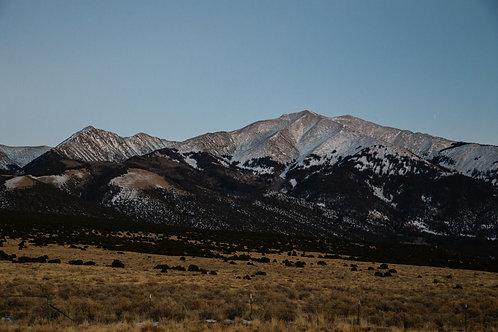 mountains, Rocky Mountains, Colorado, landscape