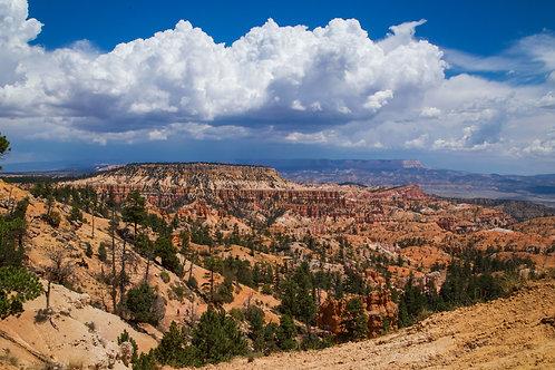 Bryce Canyon, canyon, Bryce Canyon national park, Utah, landscape, hoodoos