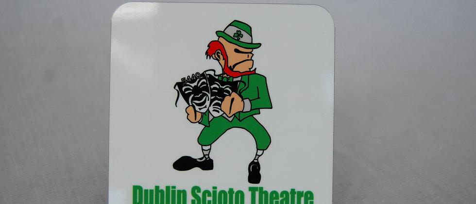 DSHS Theatre Coaster
