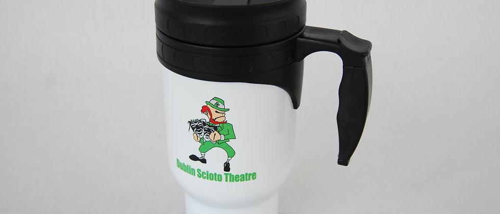 DSHS Theatre Travel Mug