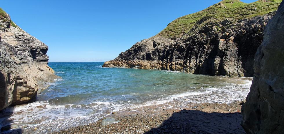 Turtle Bay near Cwmtydu