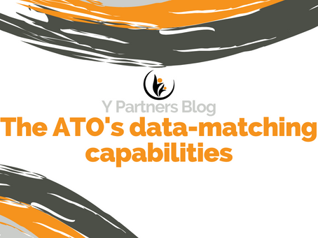 ATO Data-Matching