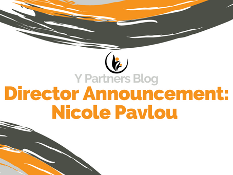 Director Announcement: Nicole Pavlou