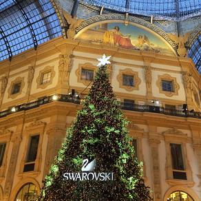 ミラノは本格クリスマスモード!🎄