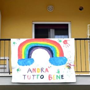 イタリアが一つに団結!きっとすべてうまくいく!!