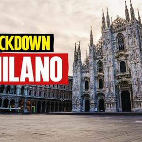 欧州第二波~イタリアも再ロックダウンに!