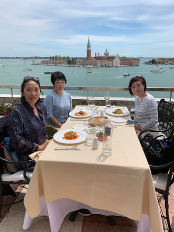 Venice Danieli Terrace