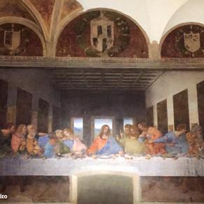 ミラノの世界遺産 『最後の晩餐』~最新情報!