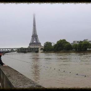 天候不順のヨーロッパ