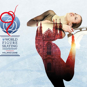 世界フィギュアスケート2018 in ミラノ