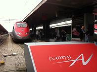 イタリア新幹線ユーロスター
