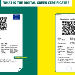 イタリア国内でもグリーンパス義務化