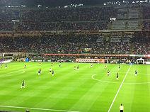 セリエA サッカー観戦