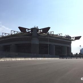 ミラノ サンシーロ・スタジアムへの行き方⚽