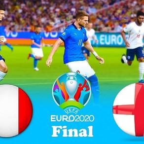 決勝はイタリア対イングランド!~ユーロ2020