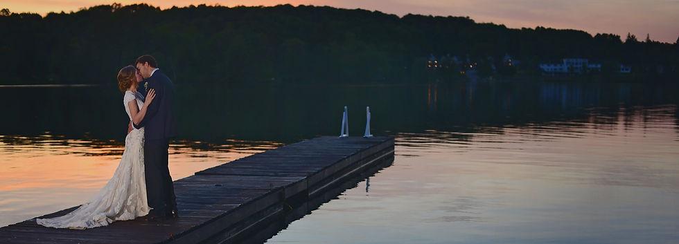 Beautiful Waterfront Wedding