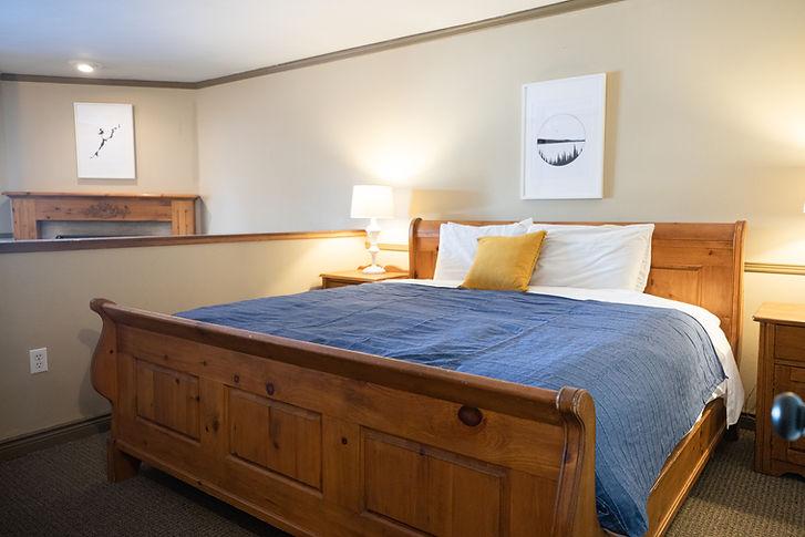 King Suite at Bonnie View Inn