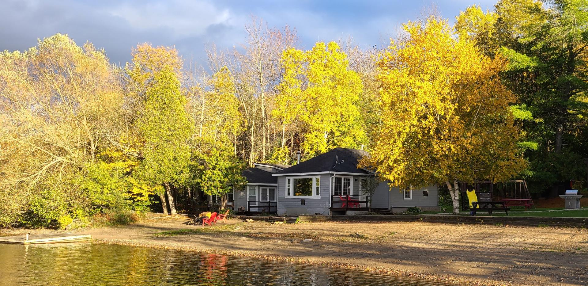 Lakeside Cabins at the Bonnie View Inn
