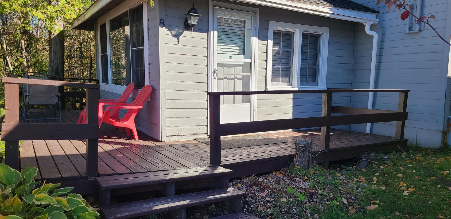 Bonnie View Inn Cabin