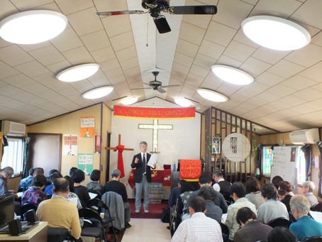 宗教改革500周年・秋聖書修養会