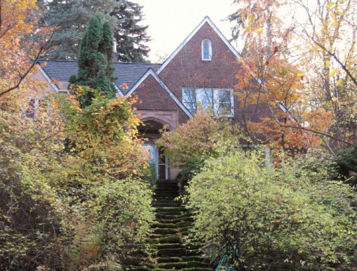 Dickey House