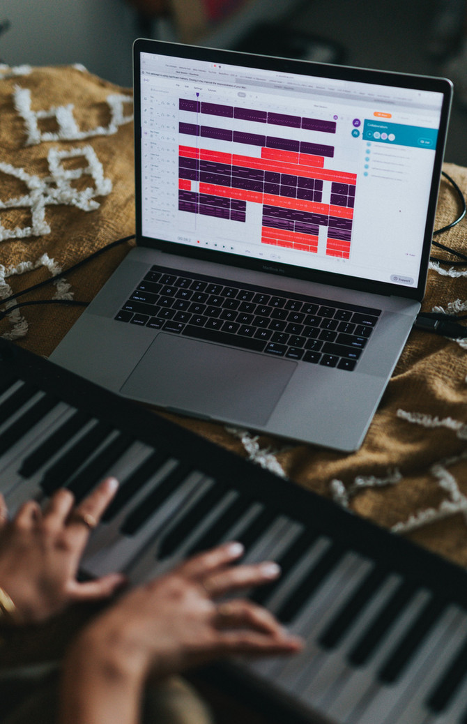 Online Setup for Your First Piano Lesson