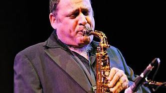 Gilad Atzmon Saxophone - Interview