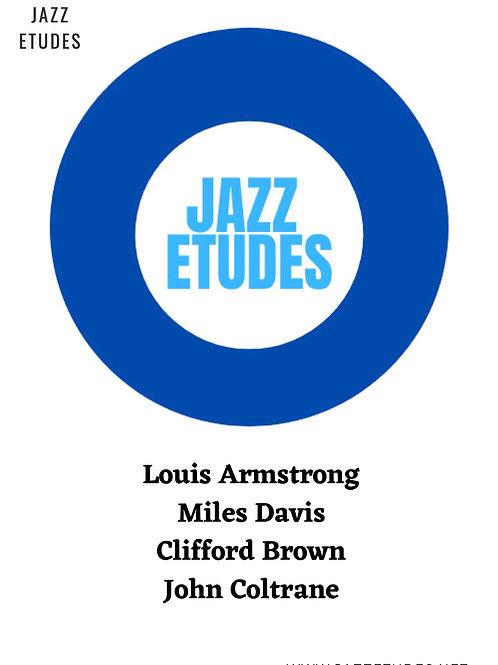 Jazz Etudes Bumper Book