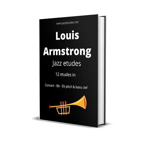Louis Armstrong - Jazz etudes