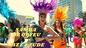 Samba de Orfeu - Jazz etude pdf