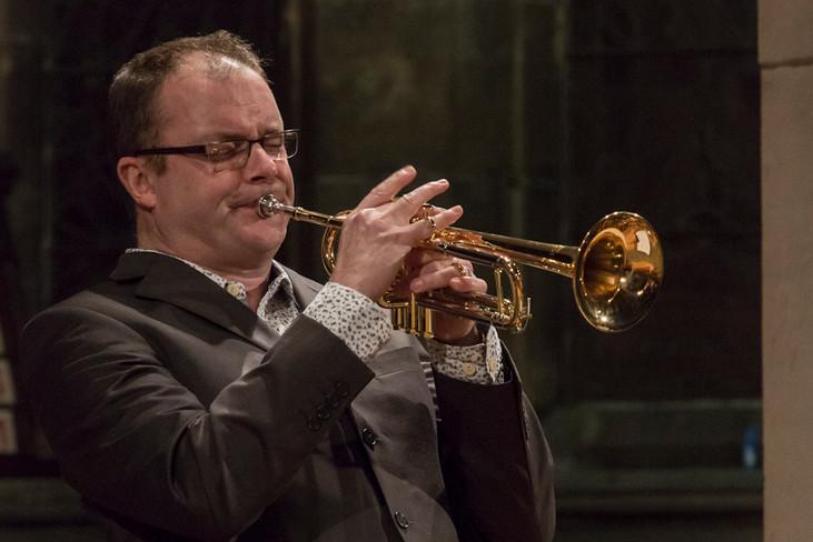 Darren Lloyd trumpet