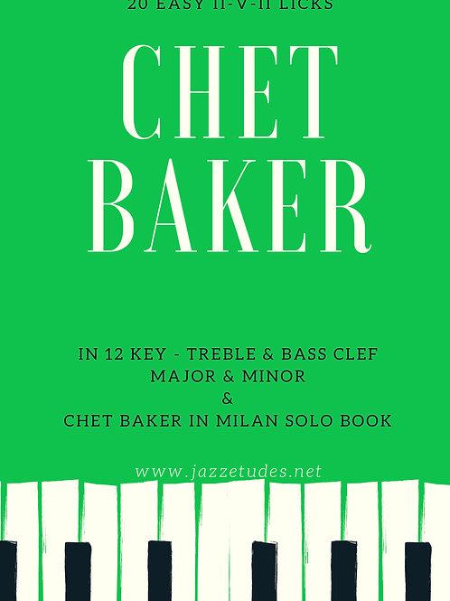 Chet Baker bundle