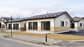 福島県買取型復興公営住宅 整備事業(白虎地区)工事