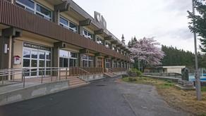 旧西山中学校改修工事