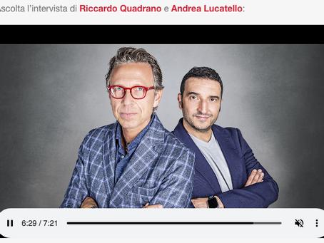 "Rondella a ""The Brackfast Club"" su Radio Capital"
