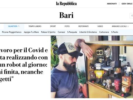 """Rondella su """"Repubblica"""""""