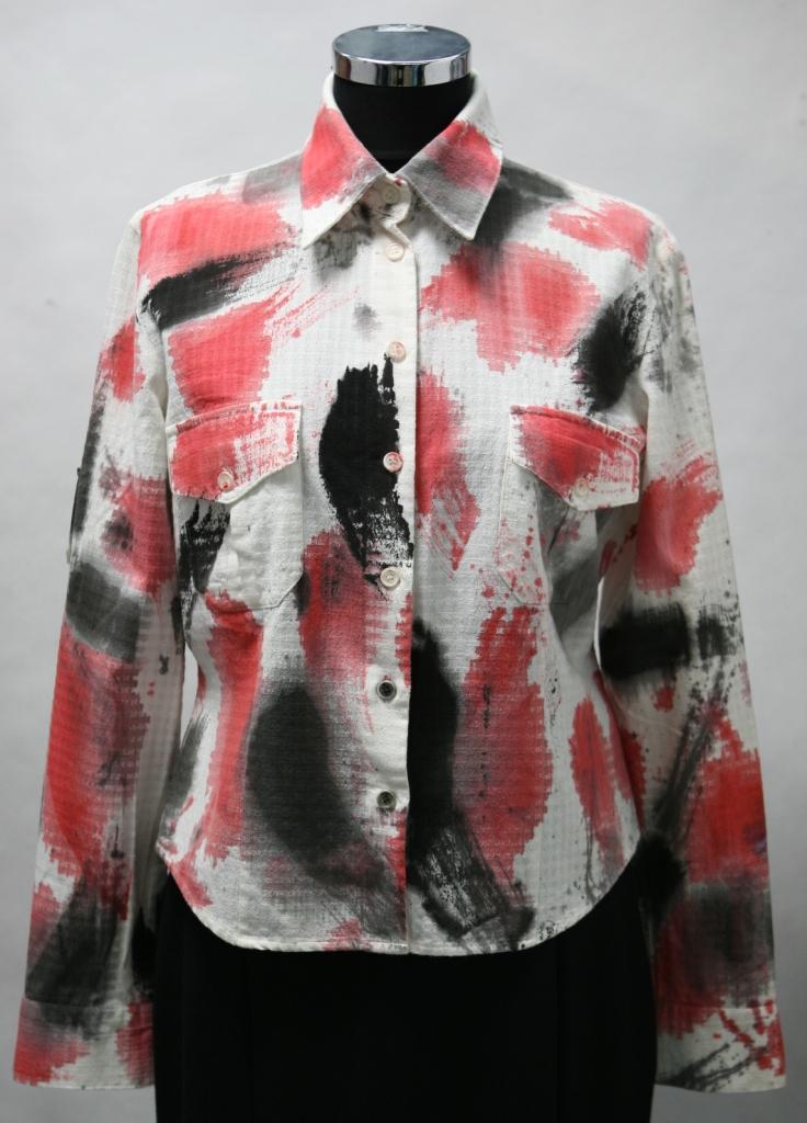 я6999 003 057 блузка-8100 (48р.)