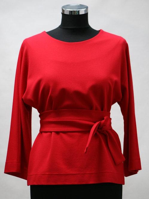 Блузка-кимоно