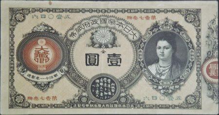 日本のお札の歴史①「最初の肖像紙幣」