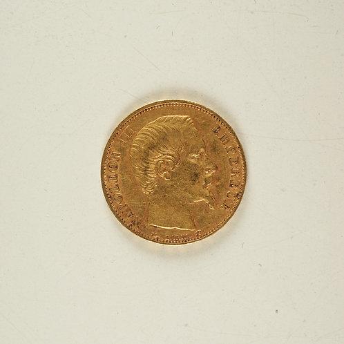 フランス 20フラン金貨