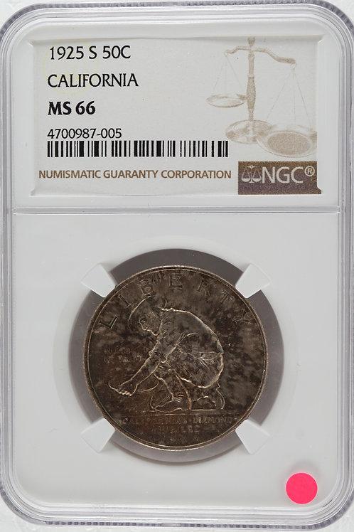 アメリカ 1/2ドル銀貨 1925
