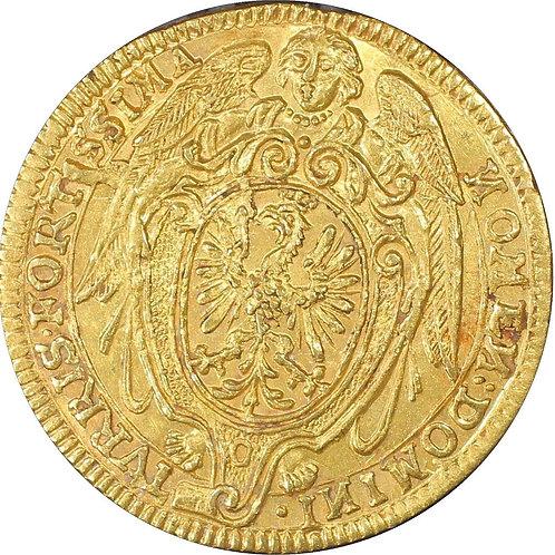 ドイツ ダカット金貨 1645GN フランクフルト