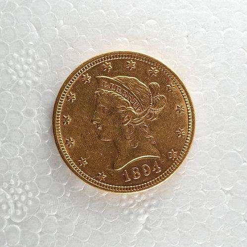 アメリカ 10ドル金貨