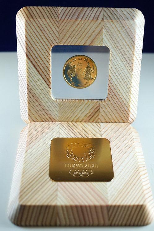 東京2020オリンピック競技大会記念第三次一万円金貨幣