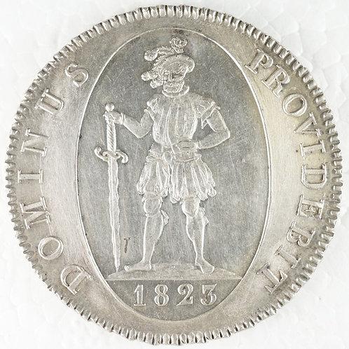 スイス 4フラン銀貨