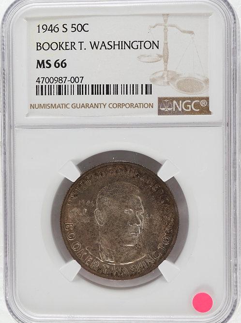 アメリカ 1/2ドル銀貨 1946