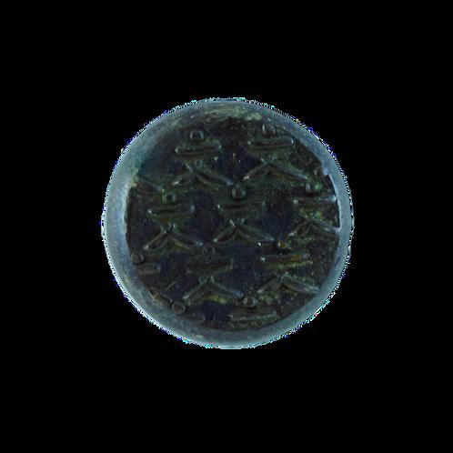 元文豆板銀 群文 3.2g